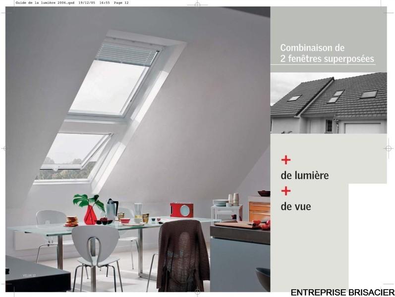 Dimension velux for Dimension fenetre de toit velux