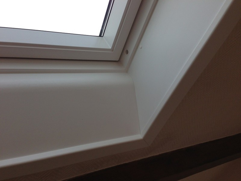 Habillage int rieur velux lsb for Habillage interieur