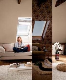 remplacement de fen tre de toit velux. Black Bedroom Furniture Sets. Home Design Ideas